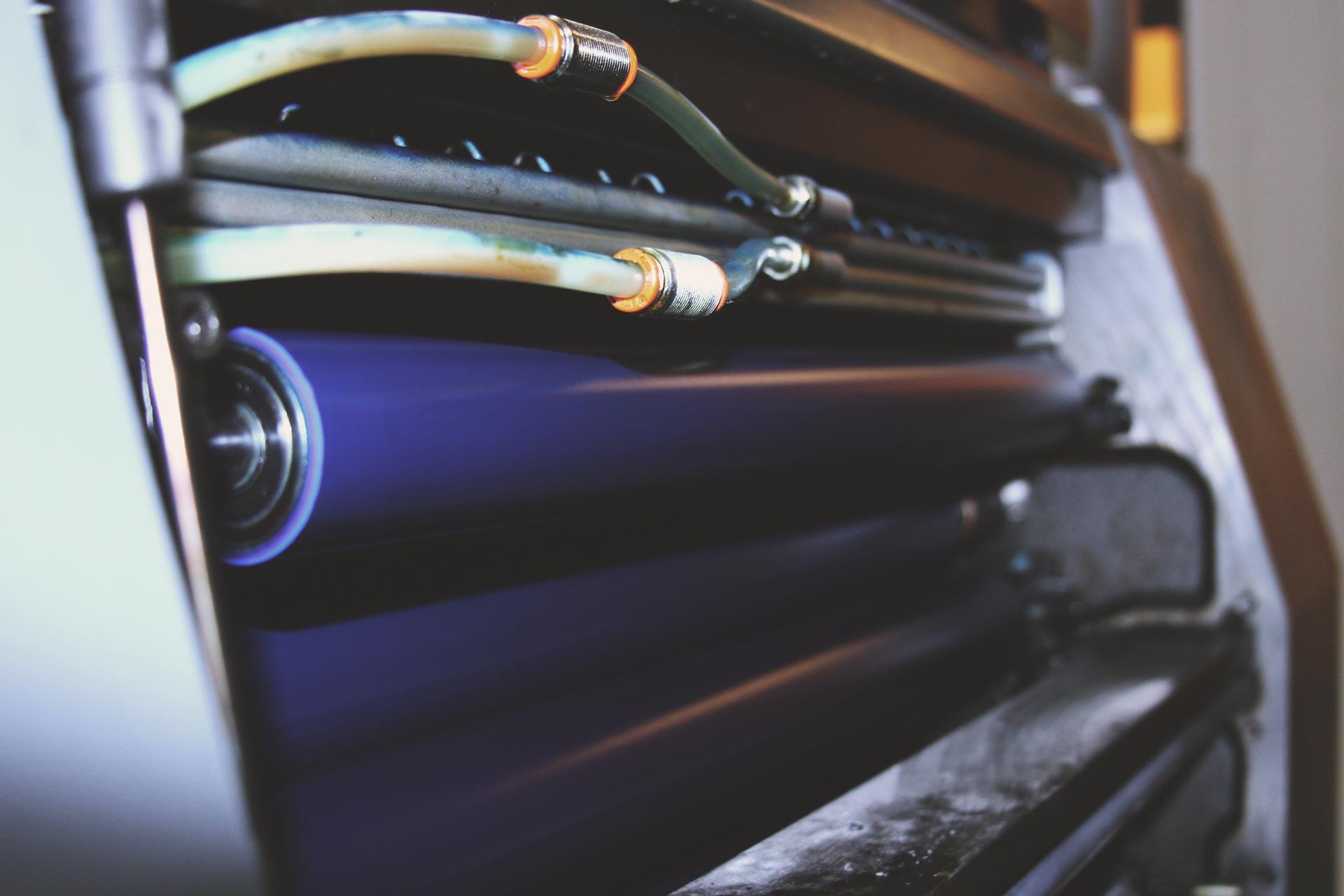 Offsett trykkmaskin