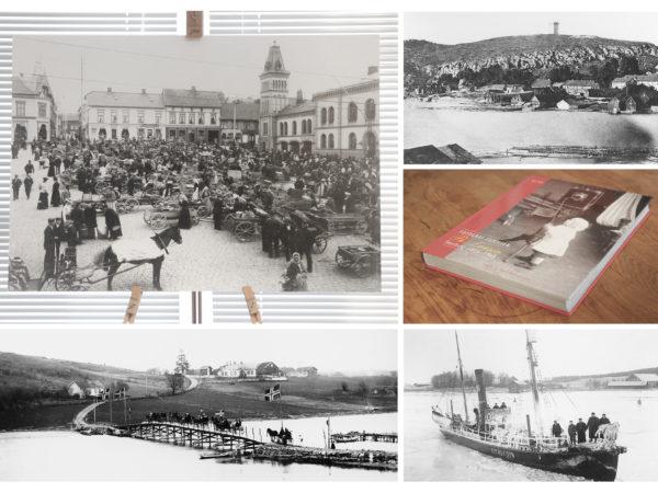 Foto av historiske Tønsberg